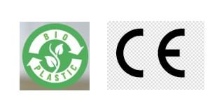 Bioplast och CE