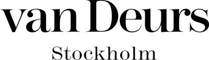 Text Van Deurs Stockholm